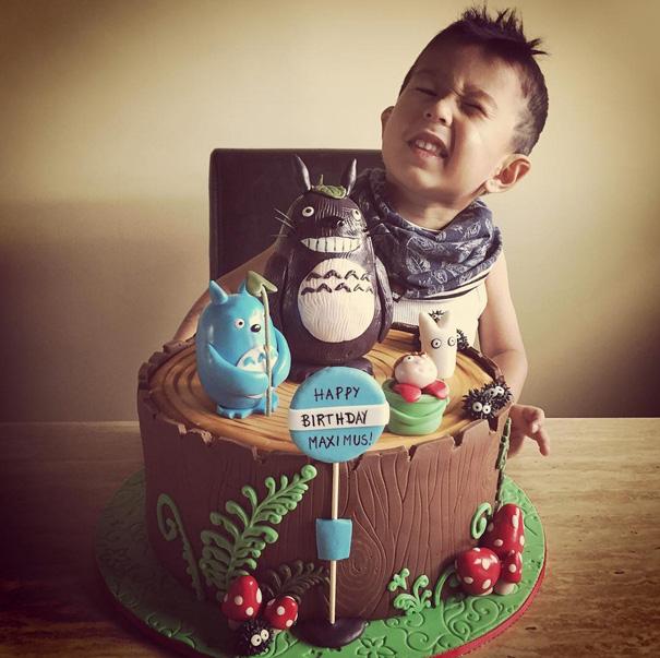totoro cake 16