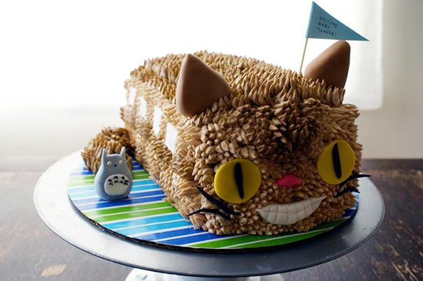 totoro cake 18