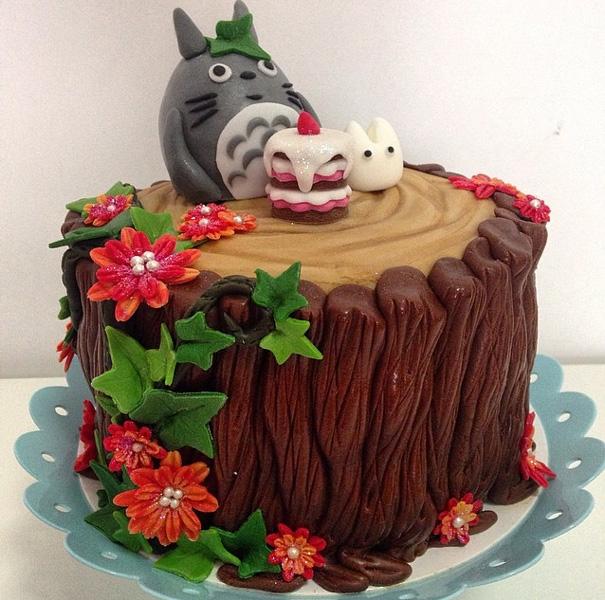 Totoro Cakes 20