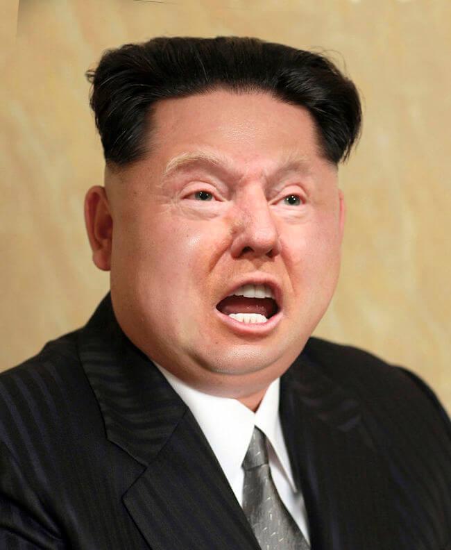 Newly Released Portrait Of Kim Jong-un 6