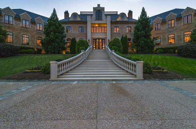 Celebrity Homes in Georgia - CelebrityHousePictures.com
