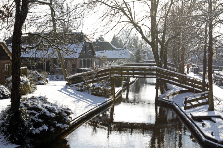 Giethoorn Holland The Village With No Roads