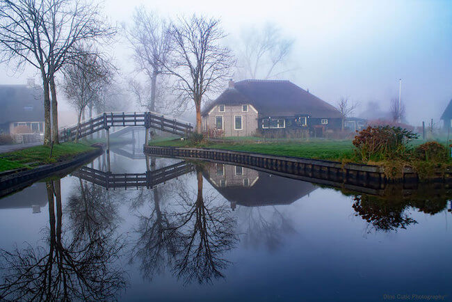 Giethoorn Holland The Village With No Roads 10