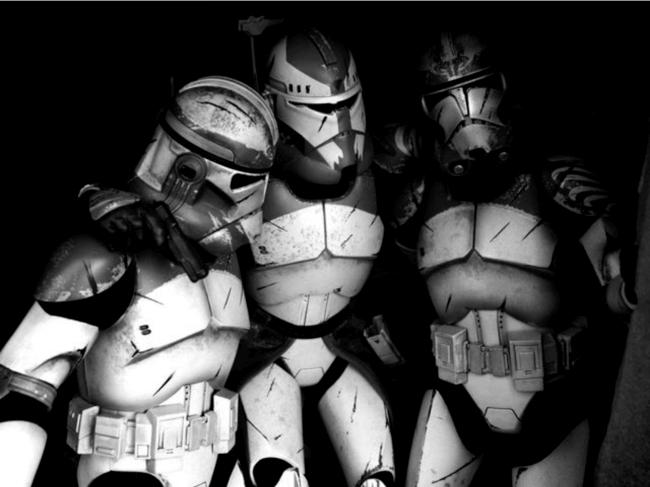 Marine Photos Of Star Wars Action Figures 1