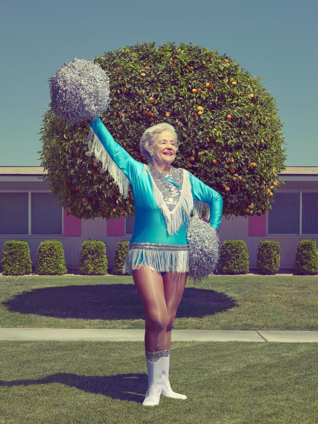 elderly cheerleaders 3
