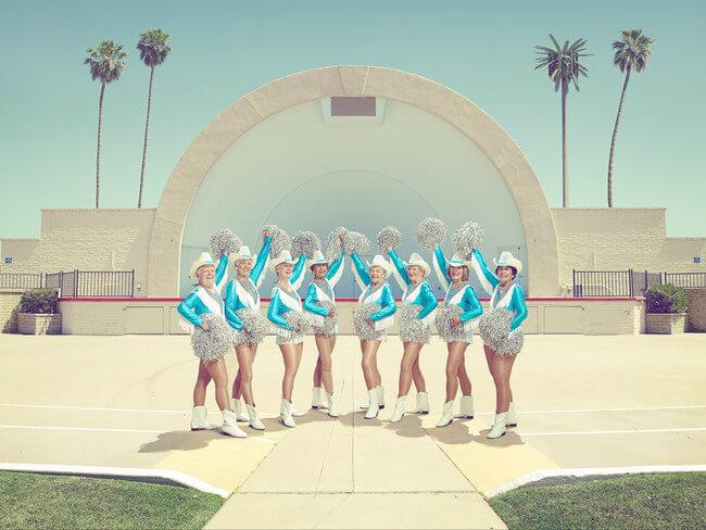 elderly cheerleaders 1