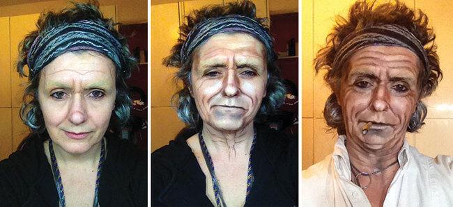 amazing makeup skills 11