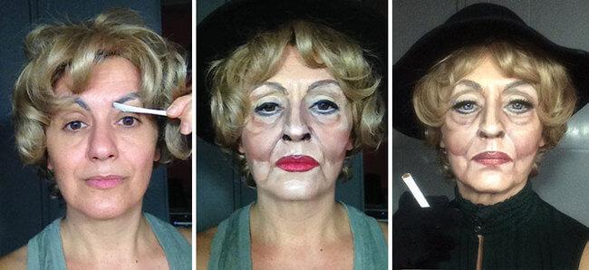 amazing makeup skills 5