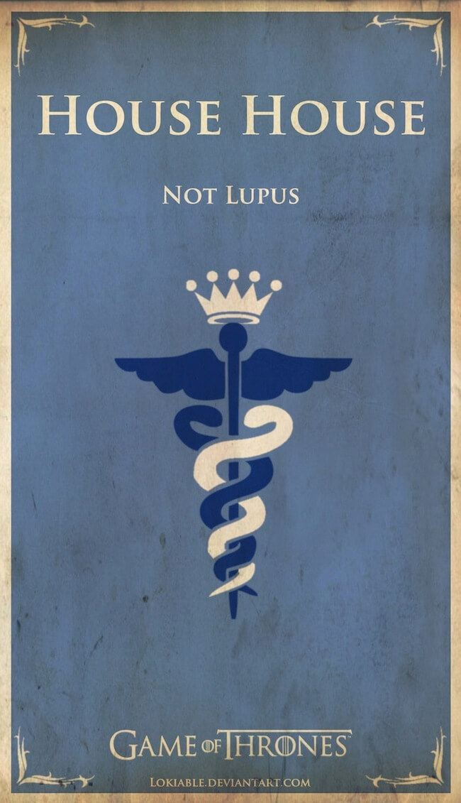 Game Of Thrones House Posters As Pop Culture Icons 1