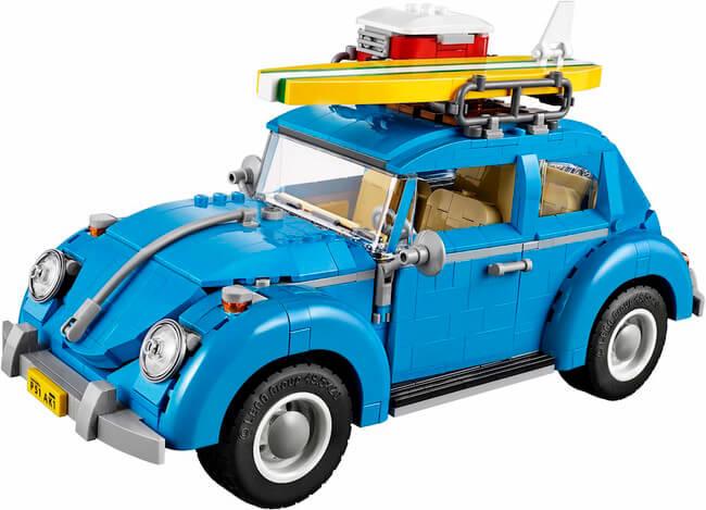 Vintage lego Volkswagen Beetle 2