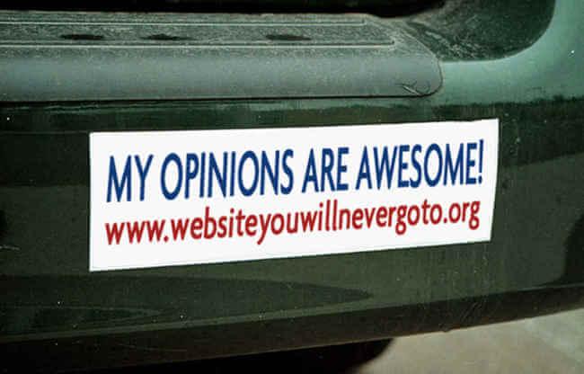 hilarious bumper stickers 10
