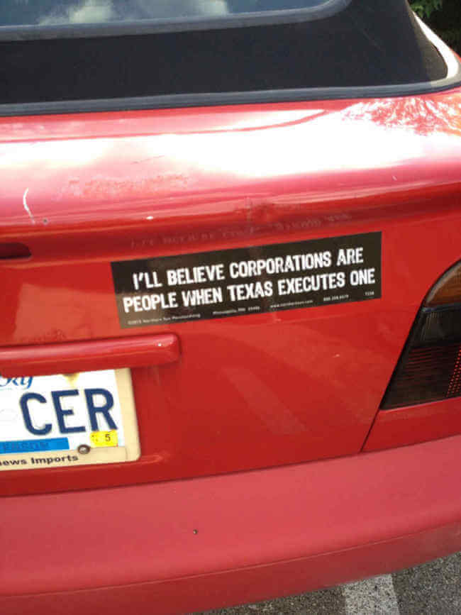hilarious bumper stickers 12
