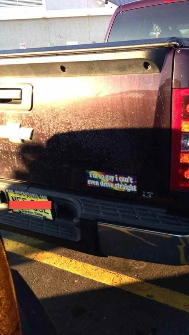 Funny Bumper Stickers That Will Actually Make You Laugh - 26 funniest bumper stickers ever