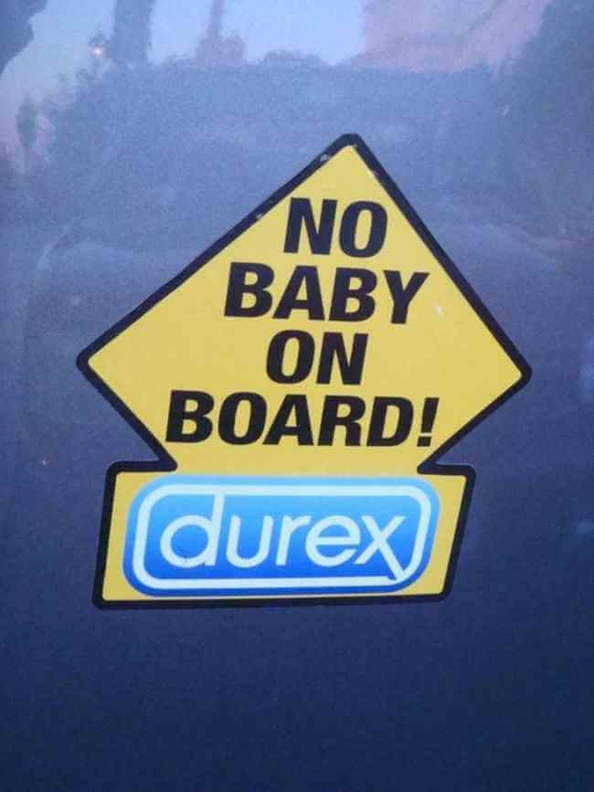 hilarious bumper stickers 7