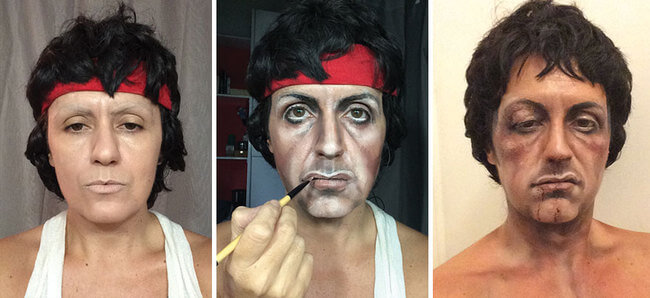 amazing makeup skills 14