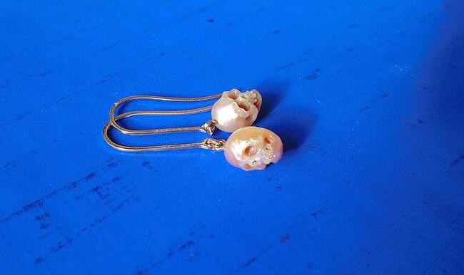 pearl skulls jewelry 3