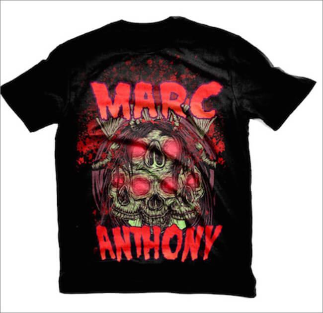pop stars Heavy Metal T shirts 7