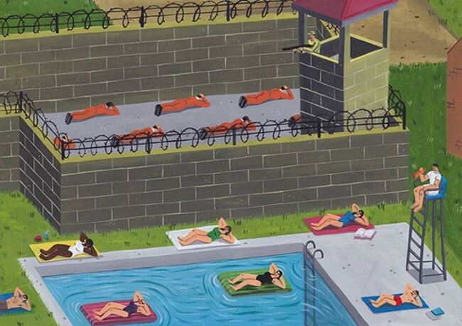 Satirical Illustrations Show How Addicted We Are To Social Media 14