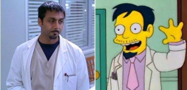 People who look like Simpson characters 8