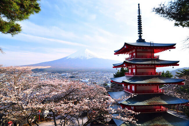 dreamy Places In Japan 16