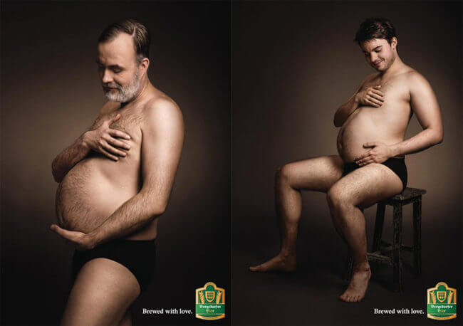 fat belly beer ads 1