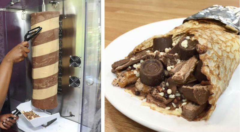 chocolate kebab feat