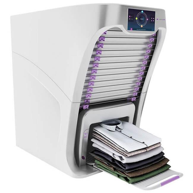 robot folding clothes 2