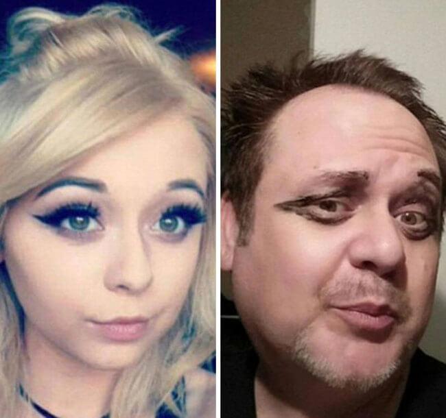 Dad Trolls Daughter 3