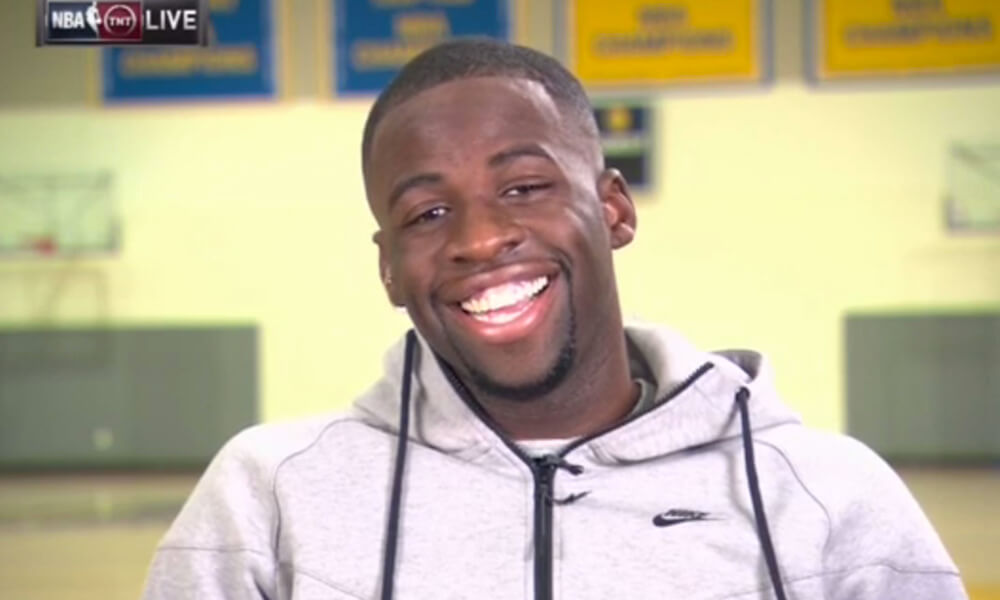 facts about golden state warriors - draymond green (1)