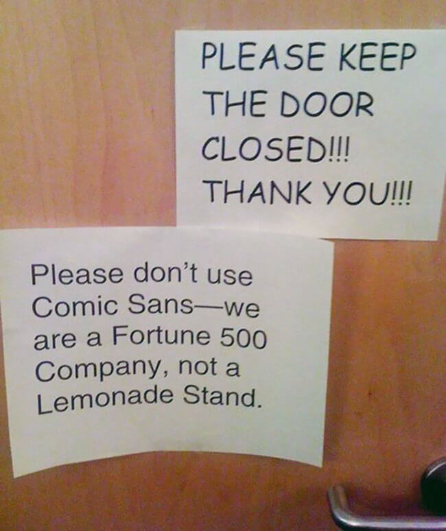 funny Office Notes 6