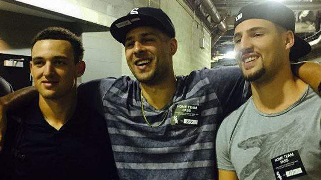 golden state warriors facts - klay thompson family (1)