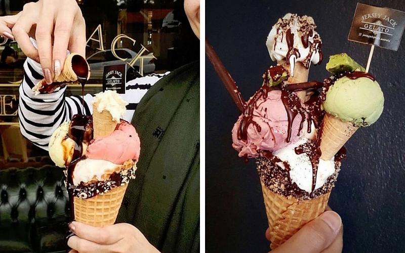 ice cream cone feat
