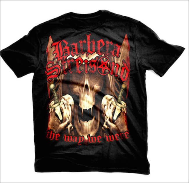 pop stars Heavy Metal T shirts 2
