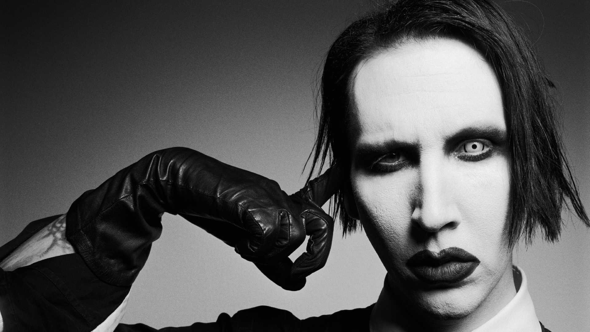 marilyn manson facts feat