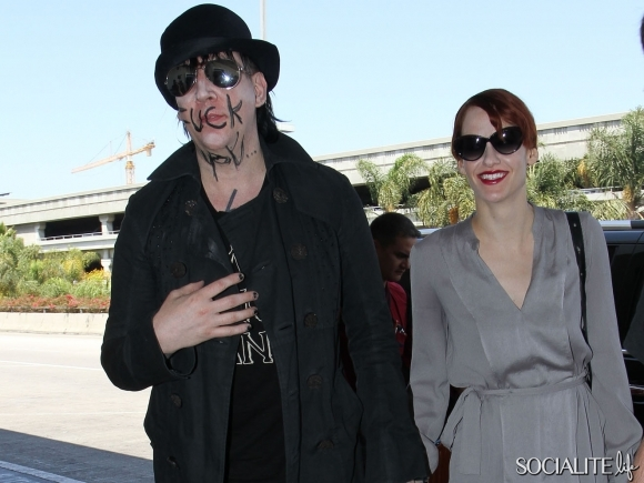 marilyn manson fuck you