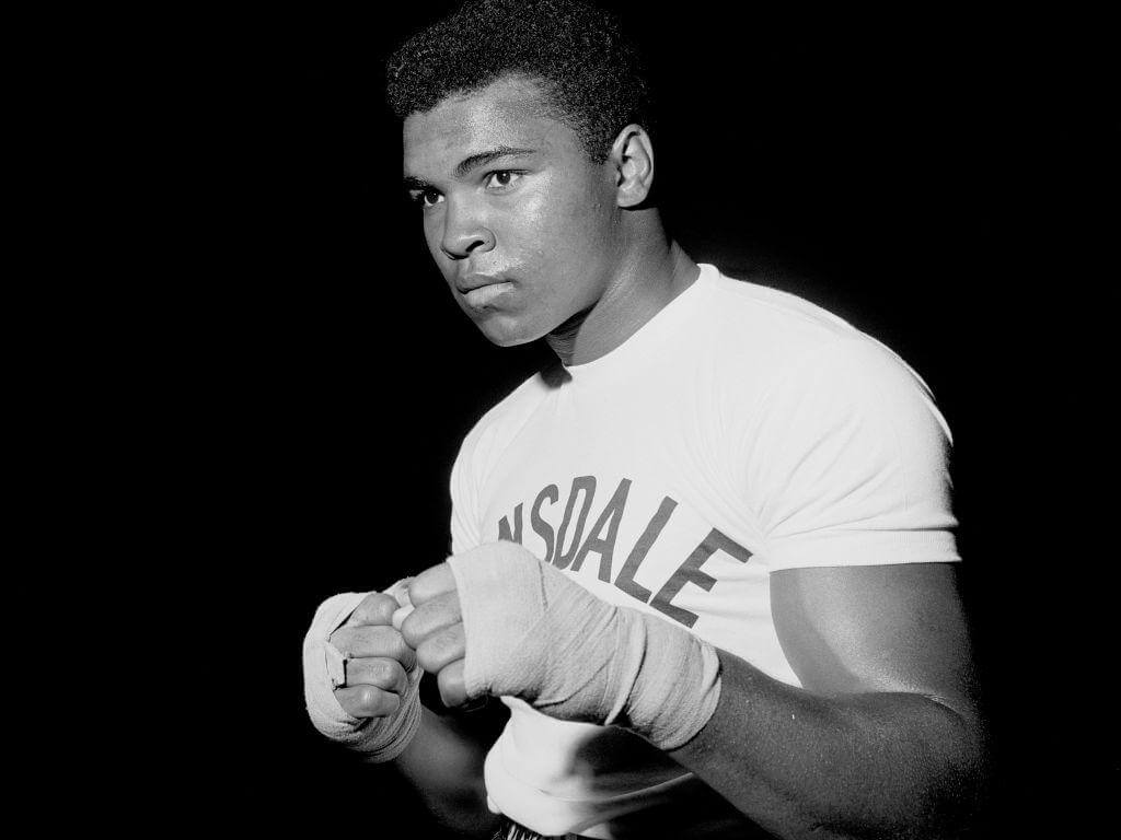 Muhammad Ali Once Saved a Man From Killing Himself