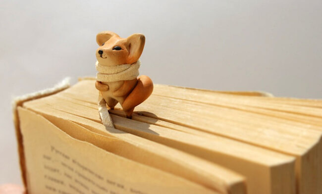 cute animal bookmarks 7