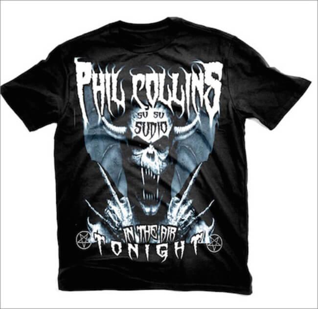 pop stars Heavy Metal T shirts 3