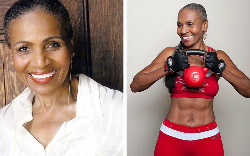 oldest female bodybuilder feat