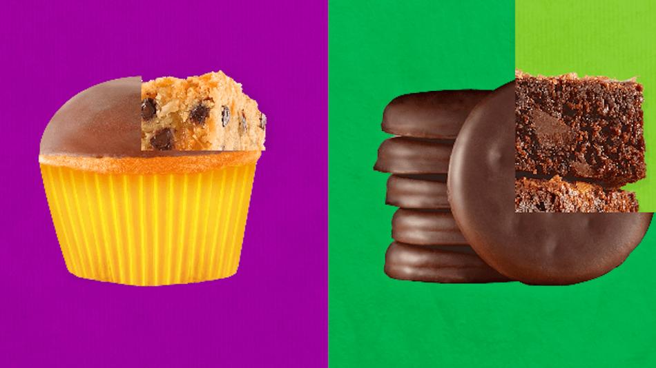 Pillsbury Girl Scout Cookie Baking Mixes (1)