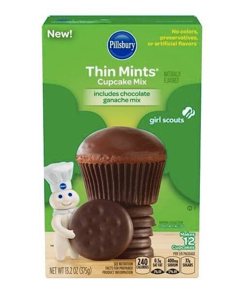Pillsbury Girl Scout Cookie Baking Mixes 6 (1)