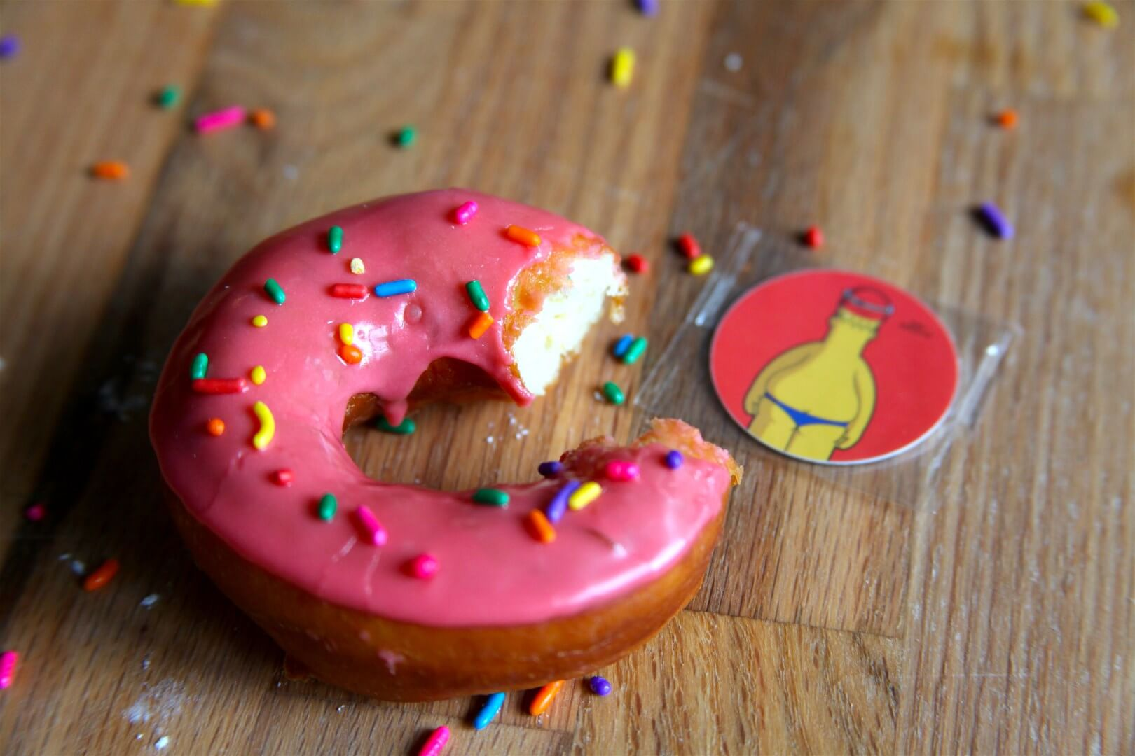 Homer Simpson Famous donut Recipe 7 (1)