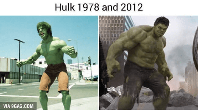superheros then and now 2 (1)