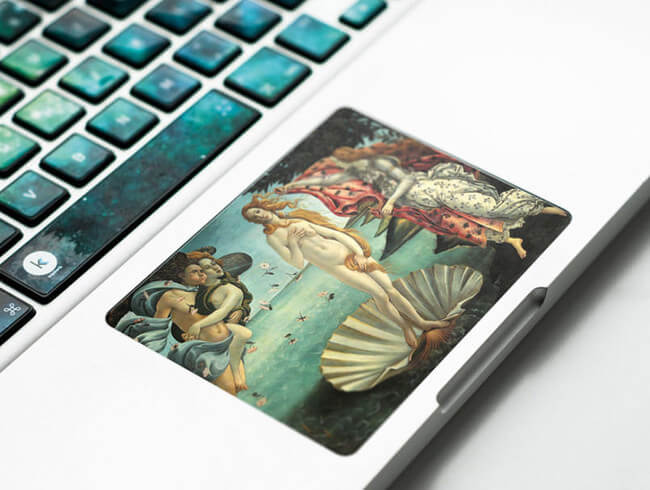classical art stickers for mac 6