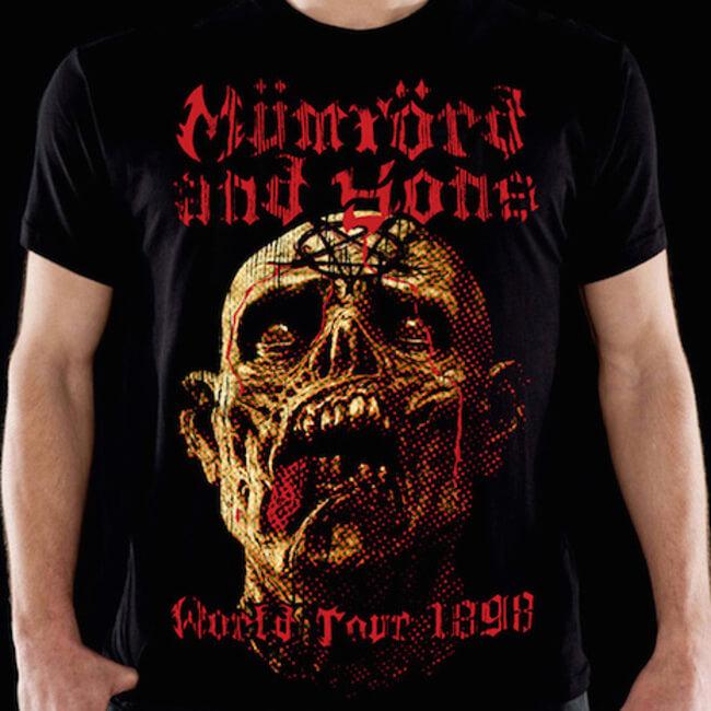 pop stars Heavy Metal T shirts 4