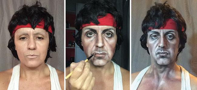 amazing makeup skills 13