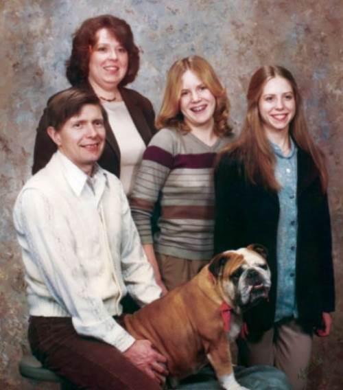 weird family photos 11