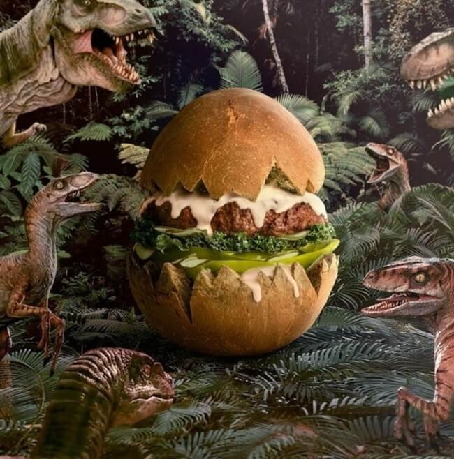 French Designers Craft Epic Mouth-Watering Burger Photo-Series 40