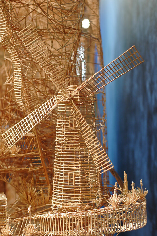 toothpick sculpture of san francisco 4