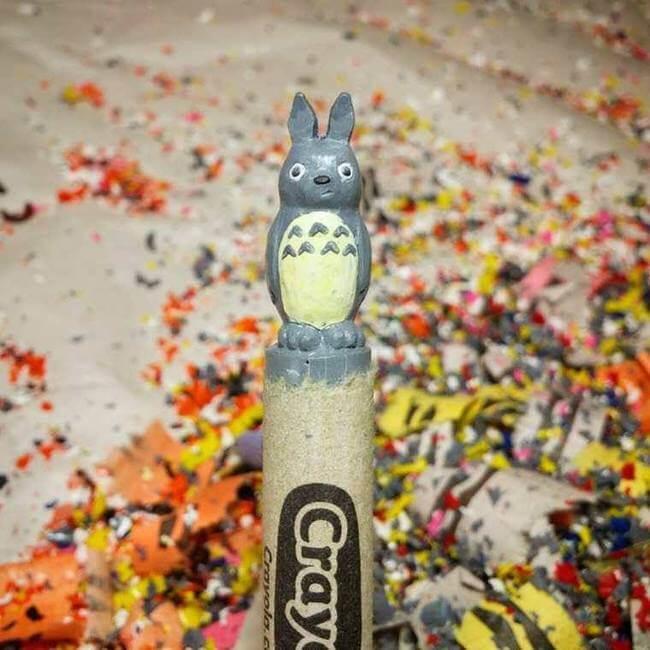crayon art 25